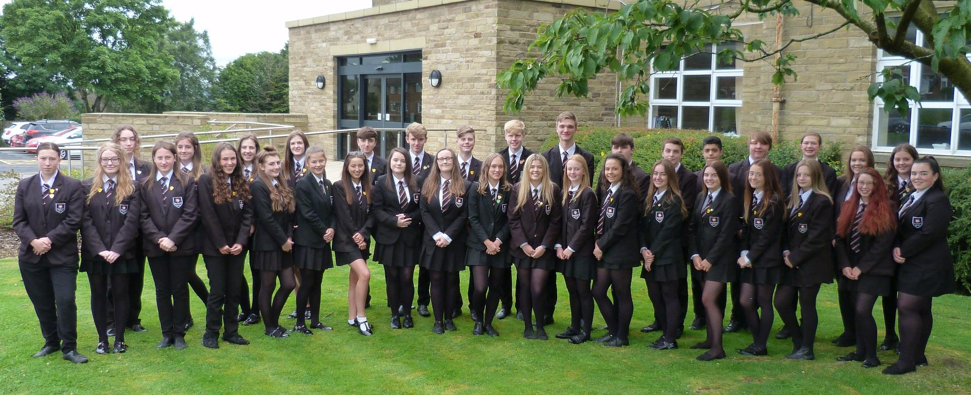 Meet our Prefects